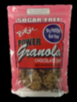 Original design power granola chocolate