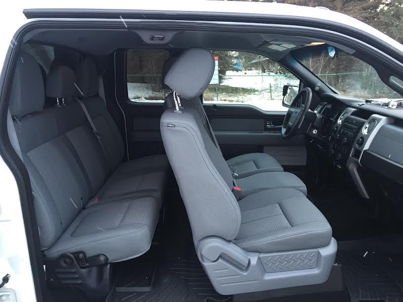 2012 Ford F-150 XLT  4X4