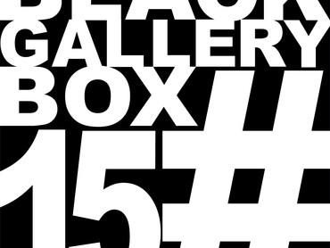 BLACK BOX GALLERY #15