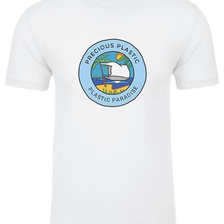 Plastic Paradise T-Shirts!