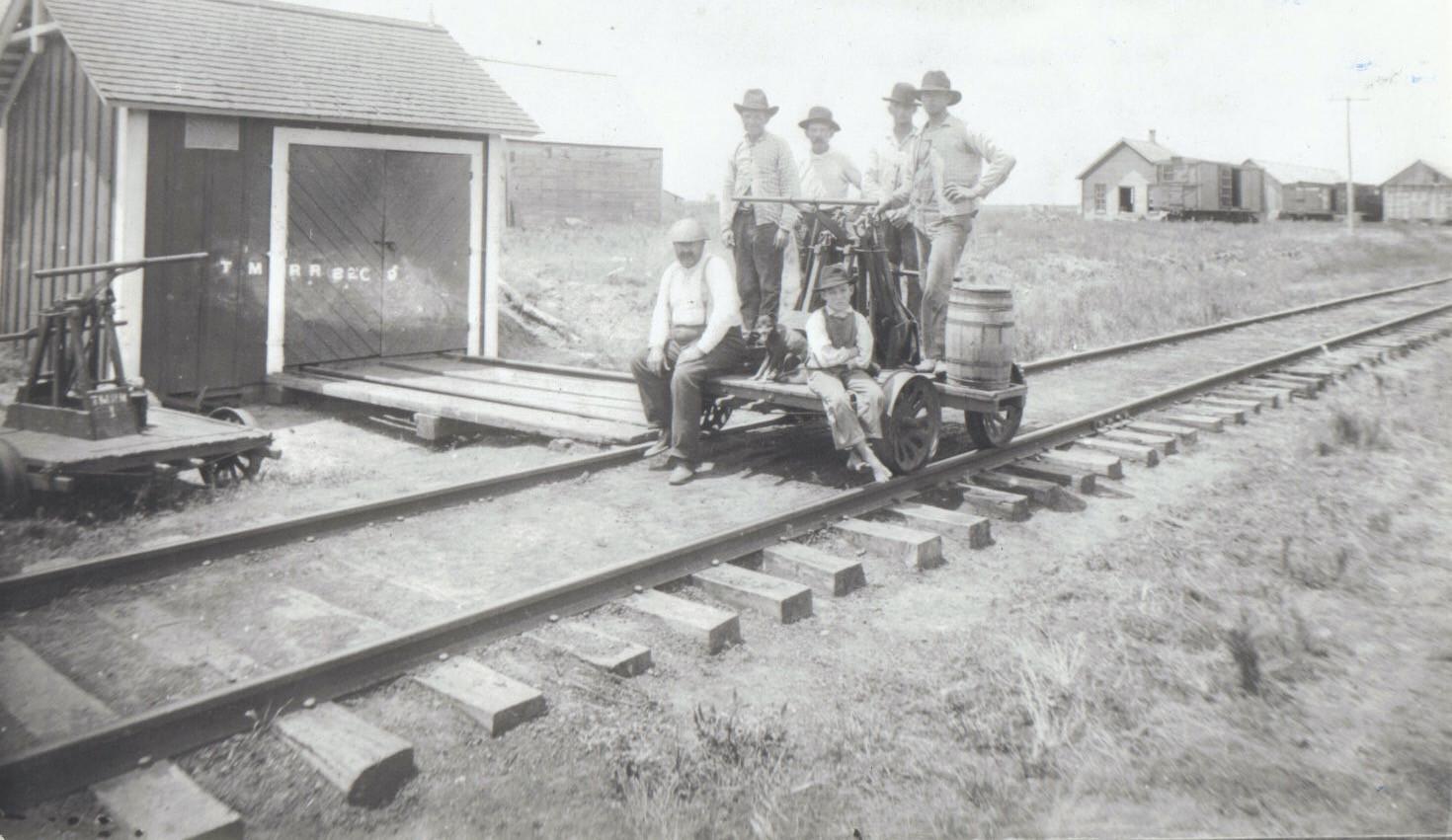 Railroad Crew