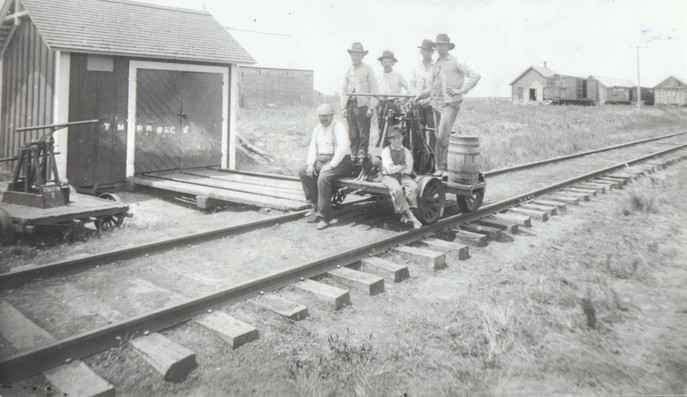 Railroad Crew