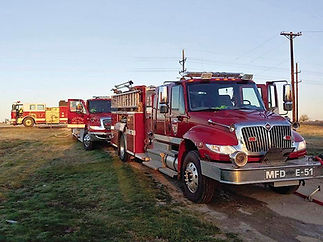 Quinlan Fire Department Project