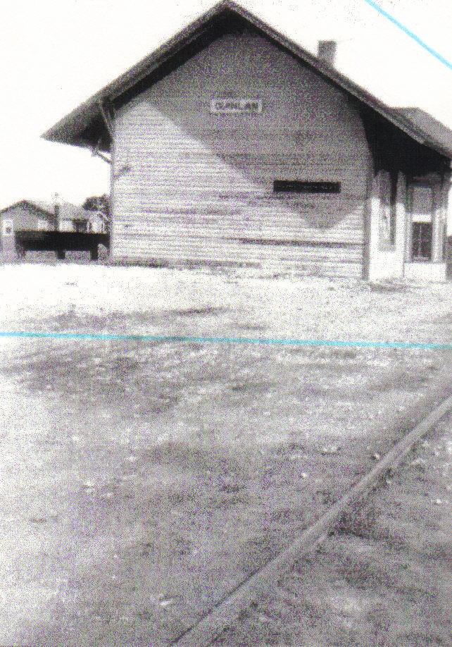 Depot in Quinlan