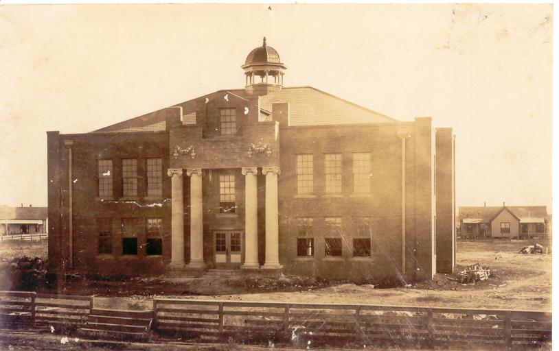 1912 Quinlan School