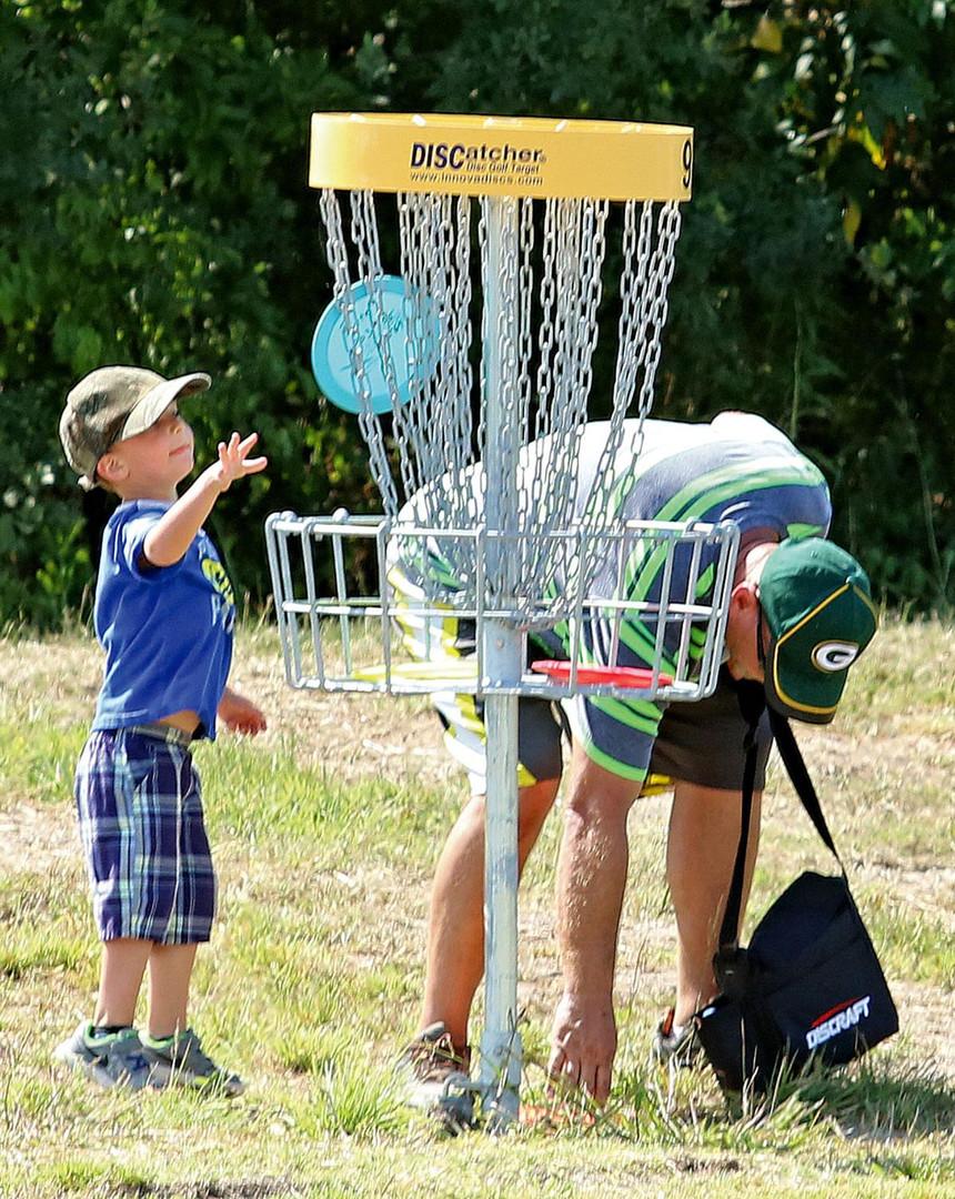 Fresbee Golf