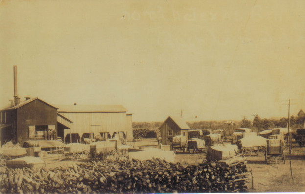 Cotton Gin in Quinlan