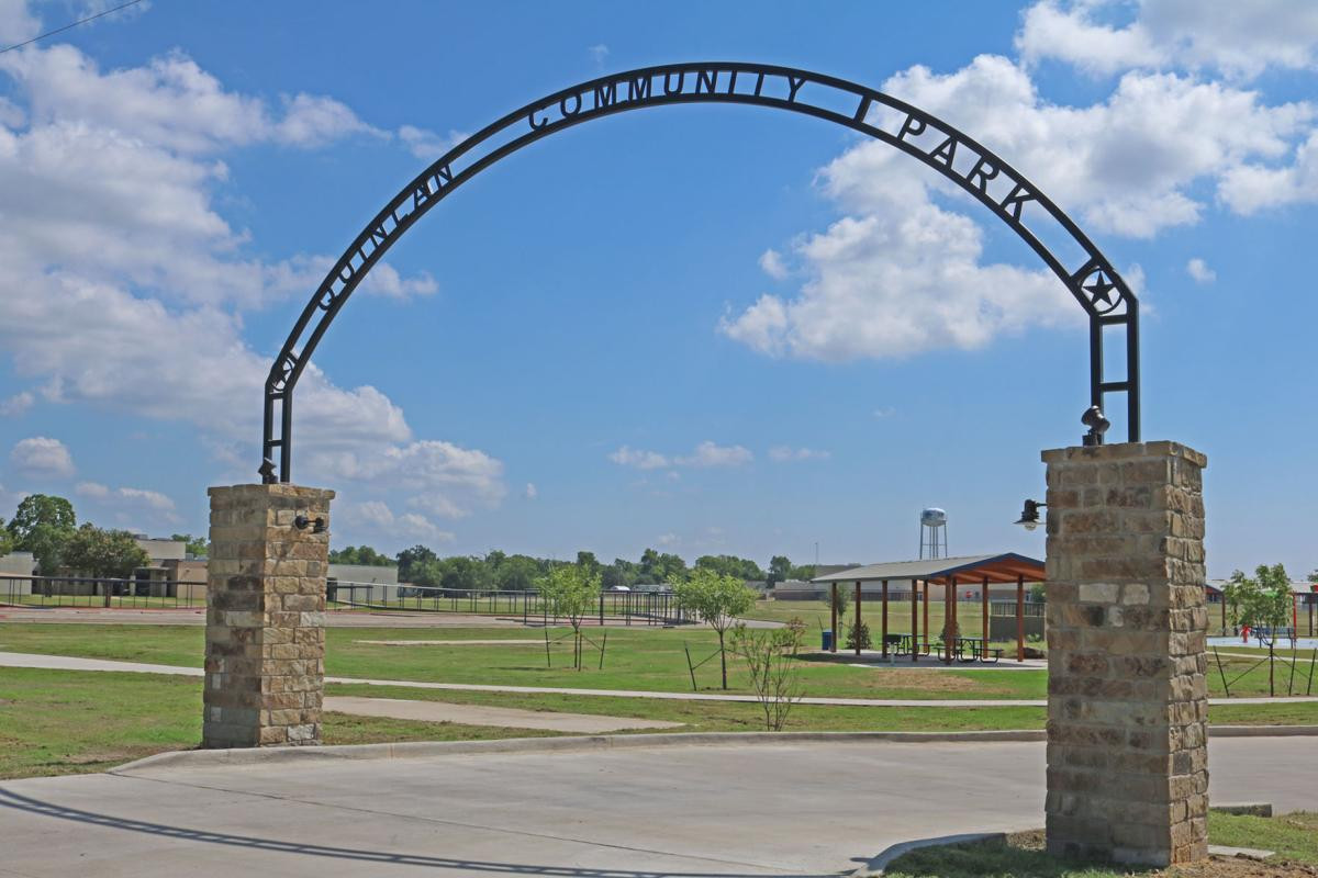 Front Gate of Park