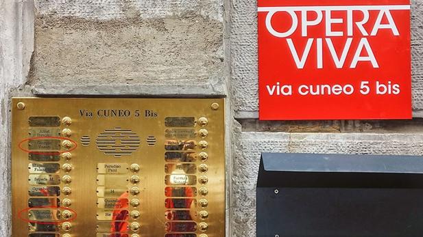 Opera Viva Arte in Stabile