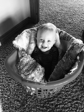 This little guy is always happy!