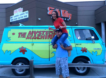 Where are Shaggy and Scooby!?