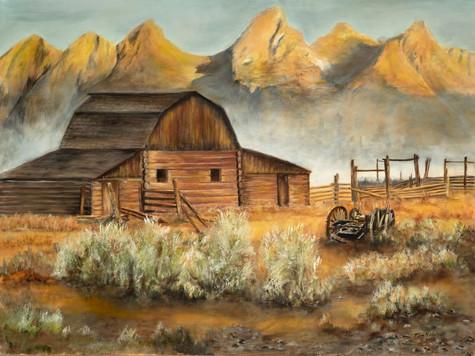 Teton Outpost, The 40x30.jpg