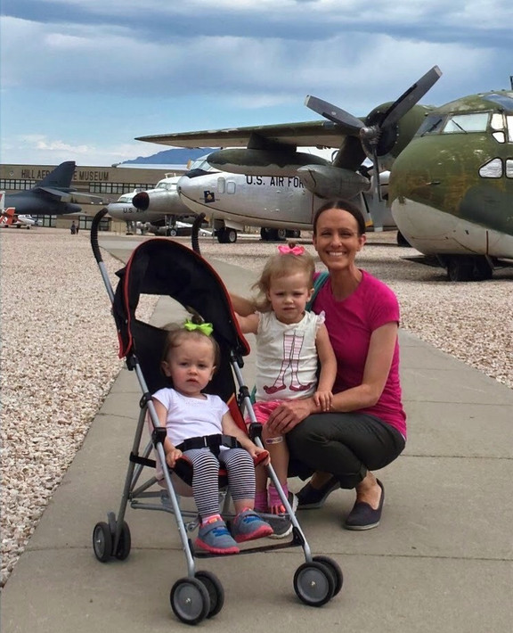 A visit to the aerospace museum