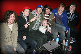 Forever The Sickest Kids and Verne Troye