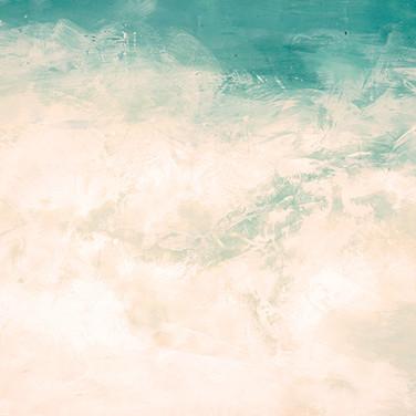 cloud study: air over the atlantic