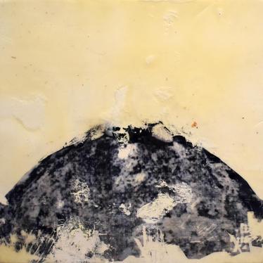 krasner's stone study #2