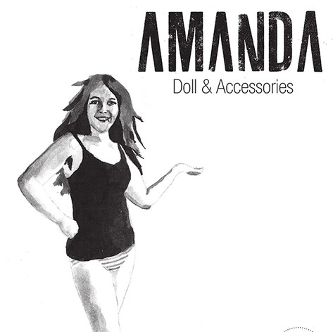 Amanda; Interractive Appendix Cover Page