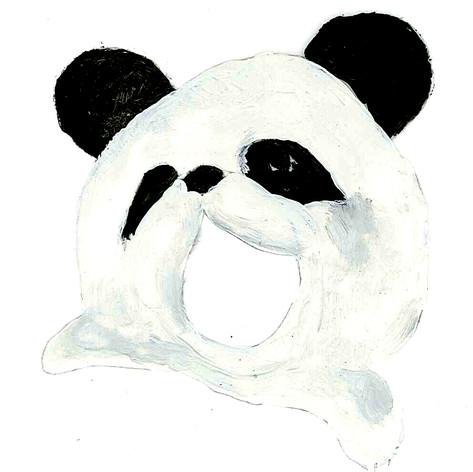 panda amanda (head)