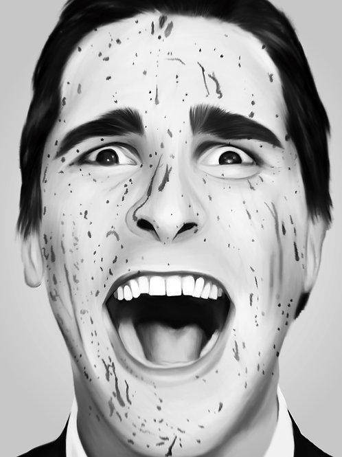 American Psycho Portrait