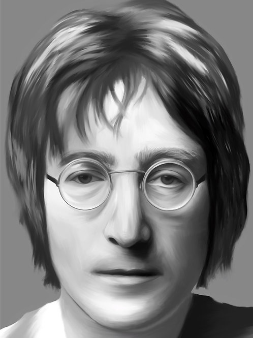 John Lennon Portrait