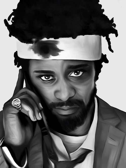 Sorry to Bother you Cash Portrait