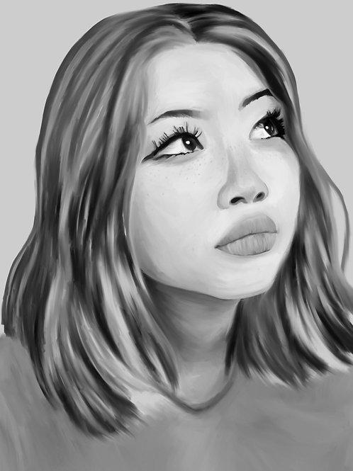 Beabadoobee Portrait