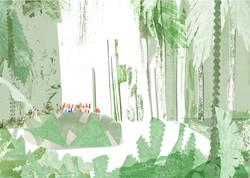 アマゾン イグアスの滝