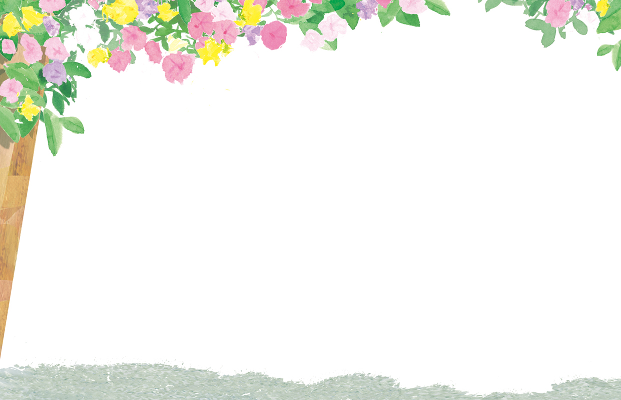 木 花 イラスト