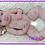 Thumbnail: Bebê de silicone sólido kit Larissa (encomenda)