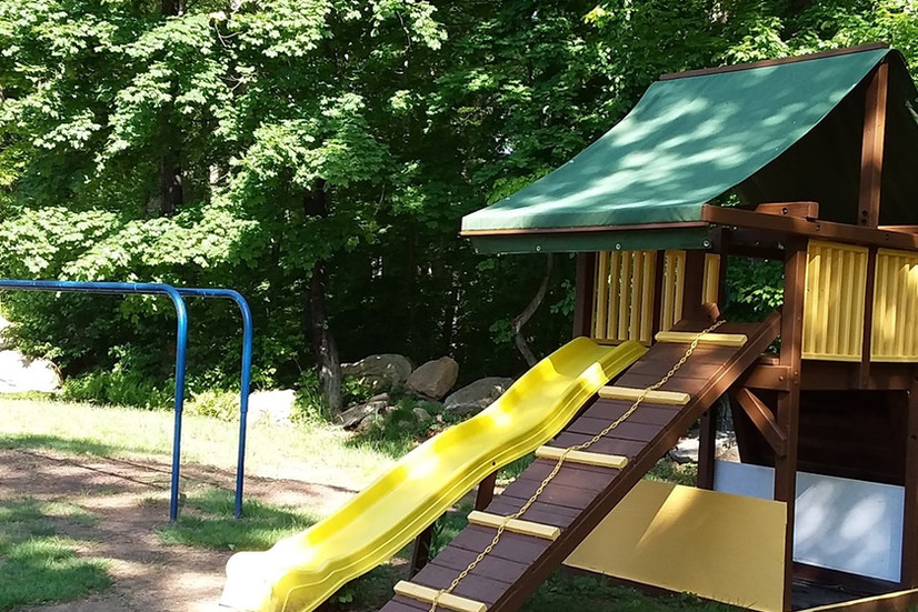 Playscape for the Kids!