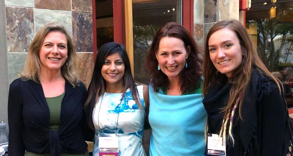 Eileen McKusick, Shamini Jain, Tiffany Barsotti & Jessica Luibrand