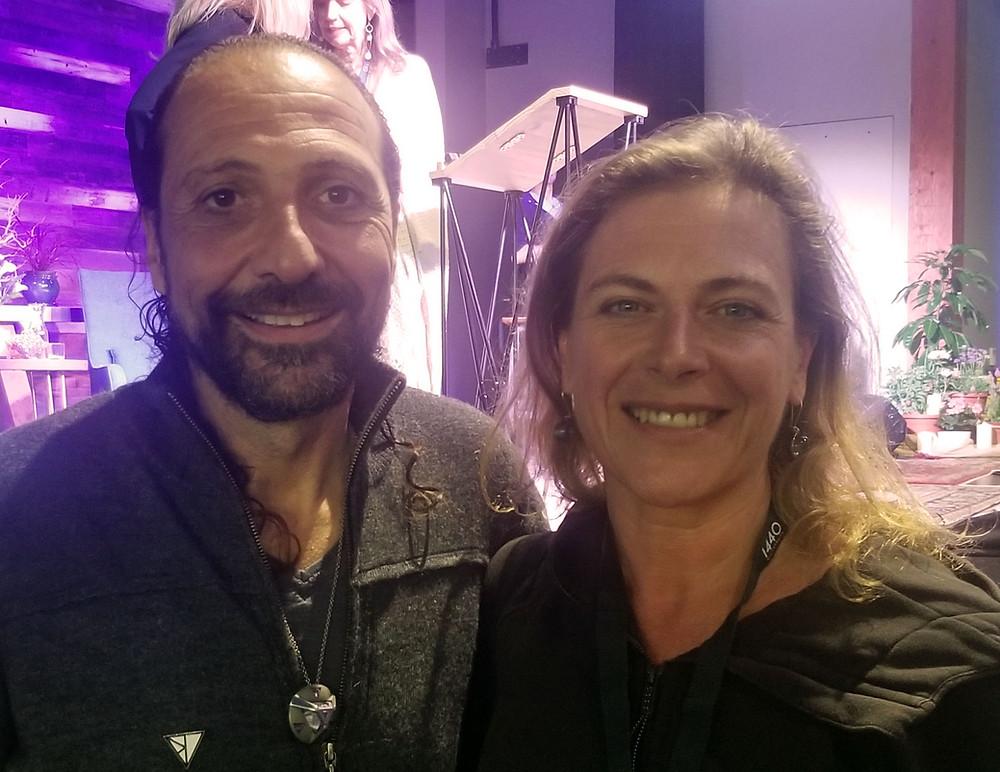 Nassim Haramein & Eileen McKusick