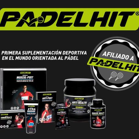 Padelhit, nuevo patrodinador de Ripotenis.