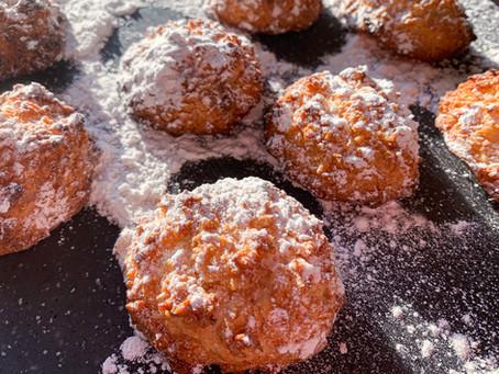 MACOROONs, nie mylić z macarons - kokosanki (bez mąki i tłuszczu)
