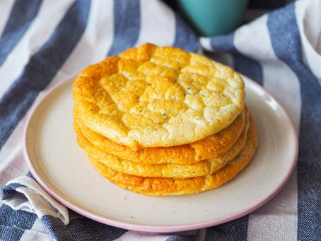 CLOUD BREAD - można jeść chlebek nie jedząc węglowodanów!