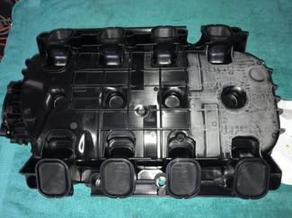 LT2 intake manifold modified