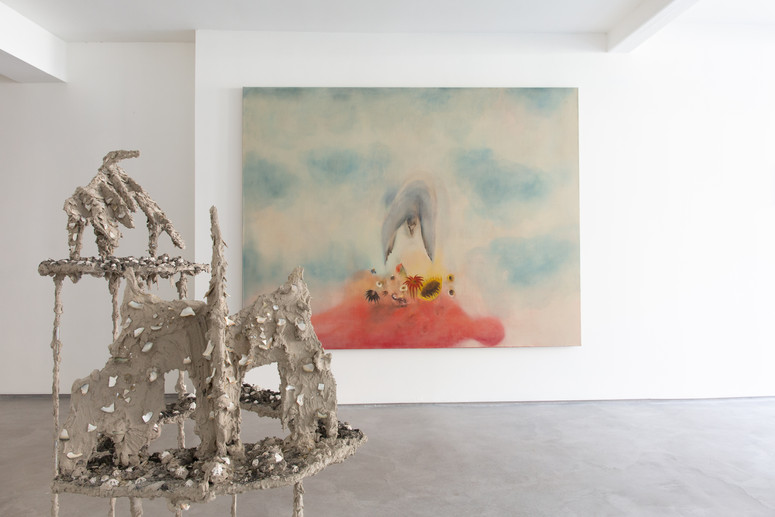 The Auguries, Installation view,   Informality Gallery
