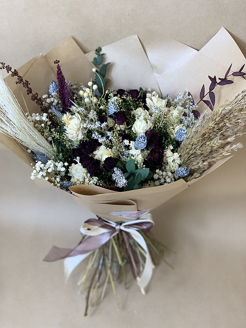 A Silver Lining Bouquet
