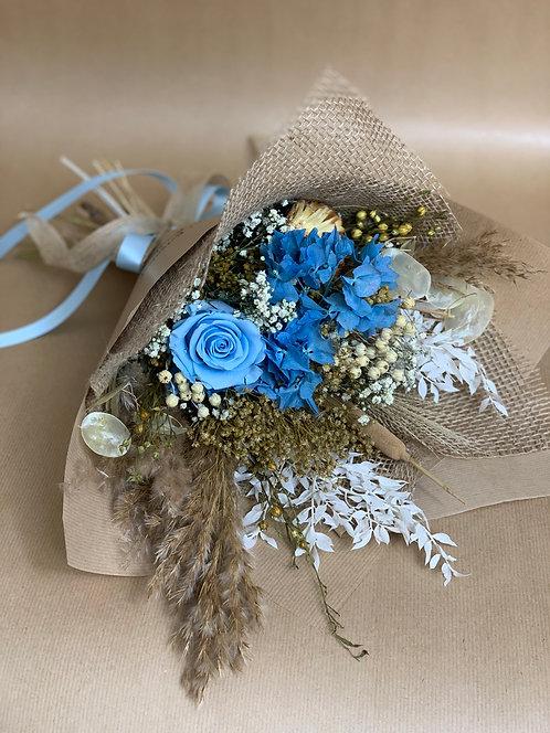 Baby Blue Bouquet