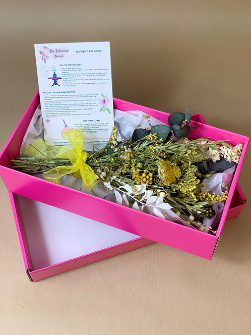 Spring Mini Gift Box Bouquet