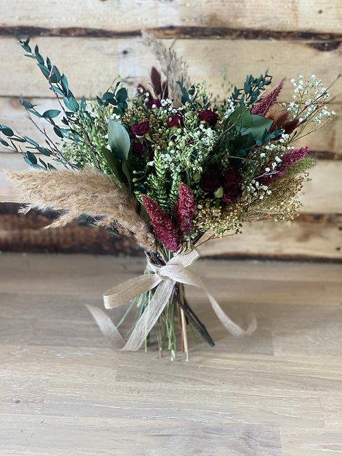 Velvet Green Bouquet