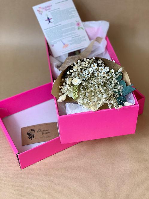 Endearing Mini Giftbox Bouquet