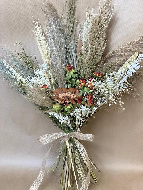 Orange Chic Bouquet