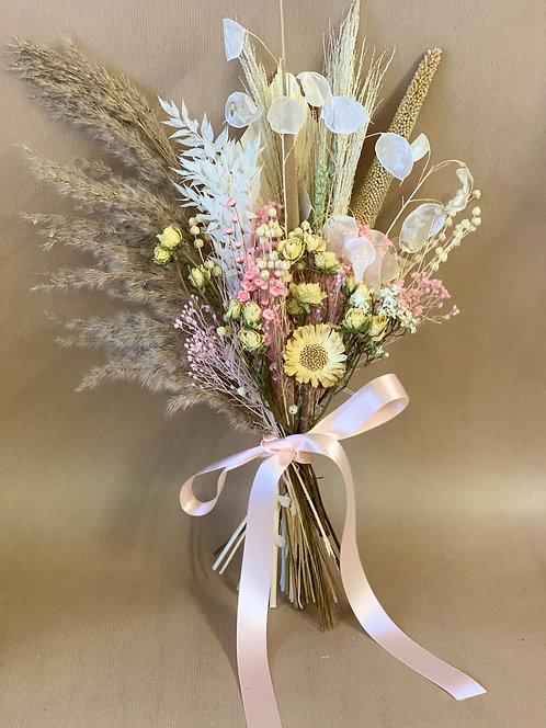 Pink Ecru Bouquet