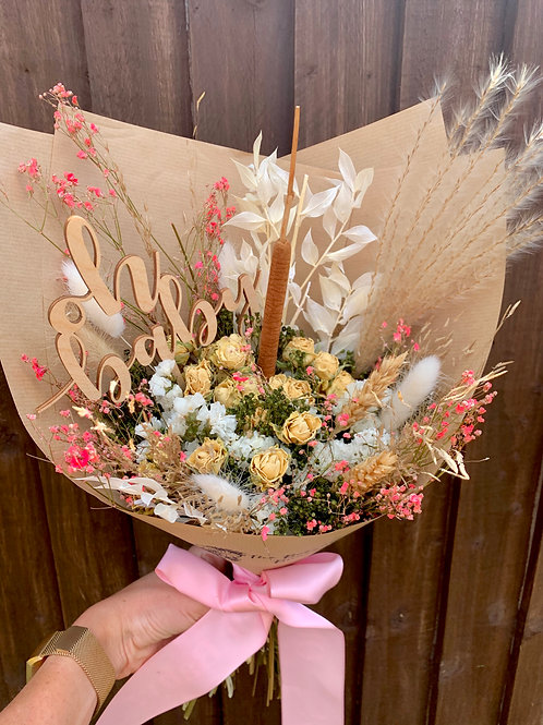 Oh Baby Bouquet - Pink