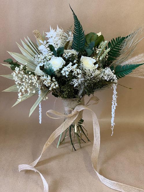 Ivory Tropics Bridal Bouquet