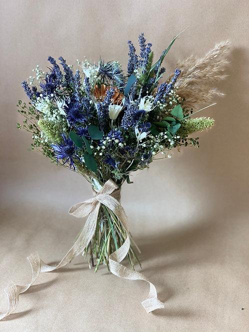 Midnight Blue Bouquet