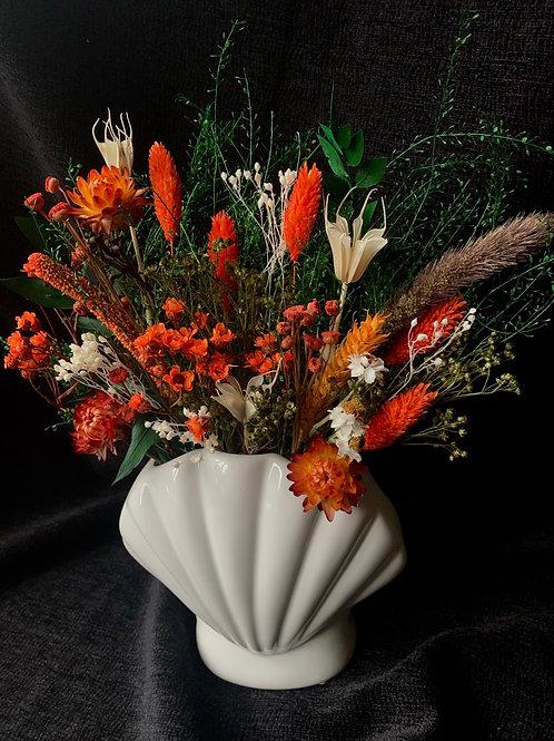 Halloween Gift Box Bouquet