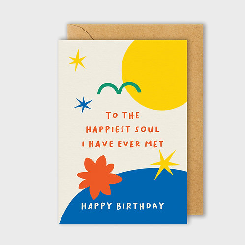 Birthday - Happiest Soul