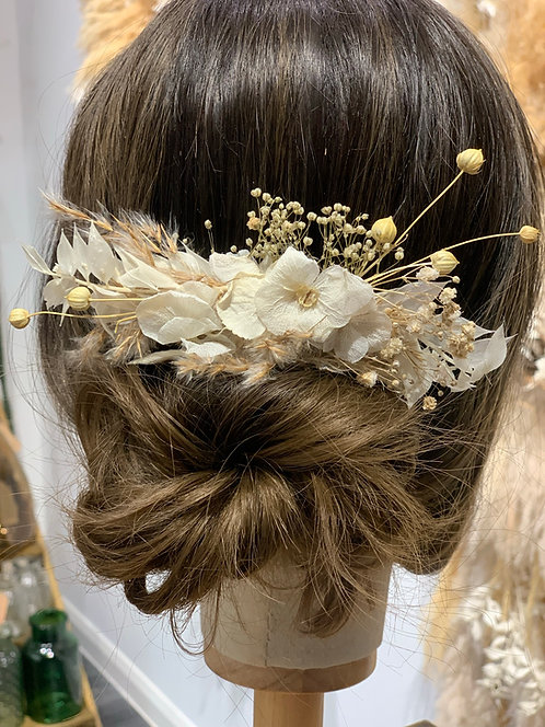 Champagne Hair Comb